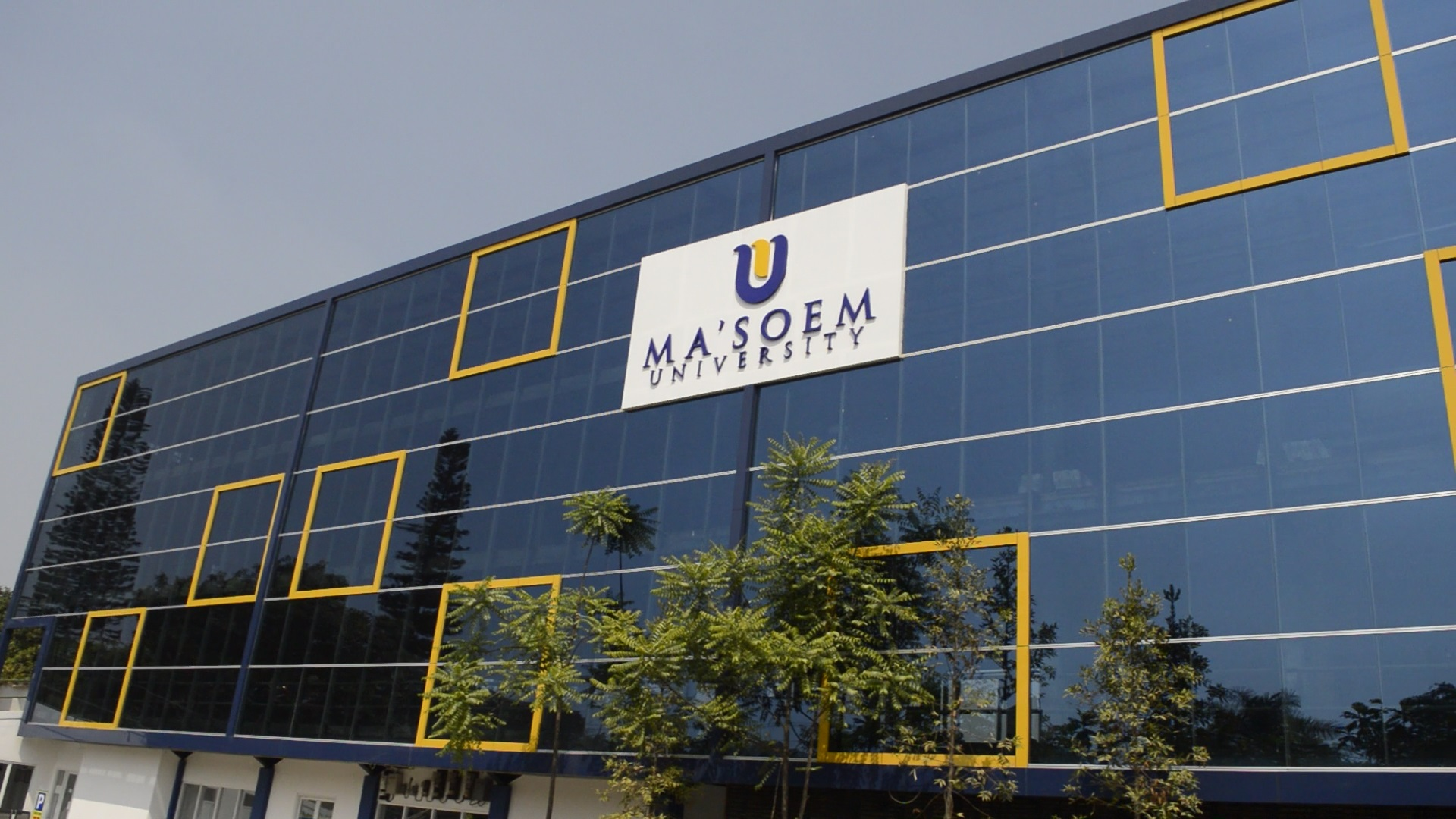 Profile Ma'soem University (Segmen 1)