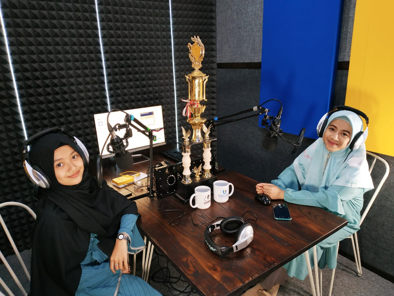 Interview With Rispa / Mahasiswa Jurusan Bahasa Inggris (Juara ke-2 Speech Contest Tingkat Nasional)